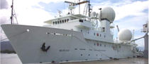 Professional vessel coating / for ships / topcoat / single-component