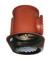 Azimuth thruster / bow / for ships / built-in