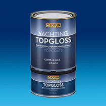 Professional vessel coating / for ships / two-component / polyurethane