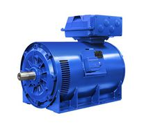 Bow thruster electric motor / ship propulsion