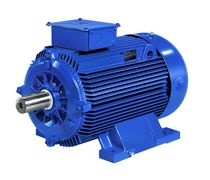 Electric winch motor / bow thruster / for ships