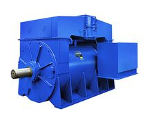 Electric winch motor / bow thruster / ship propulsion