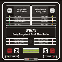 Bridge navigation watch alarm system
