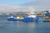 Supply offshore support vessel