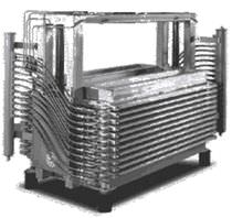 Fishing ship industrial freezer / horizontal plate