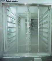 Fishing ship industrial freezer