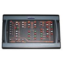 Control system / for ships / navigation light