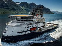 Offshore support vessel / construction vessel