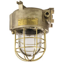 Outdoor light / for ships / fluorescent / fixed