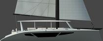Sailing catamaran / charter / open transom