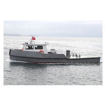 Inboard line-handling boat