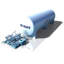 Supply system / LNG fuel