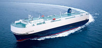 Car carrier cargo ship / Ro-Ro