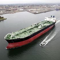 Oil tanker cargo ship / VLCC