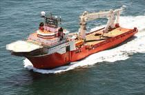 Offshore support vessel / construction vessel