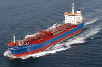 Chemical tanker freighter