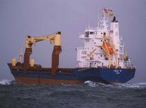 General cargo cargo ship