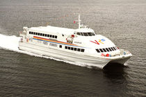 High-speed car ferry / catamaran