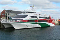 High-speed passenger ferry / catamaran