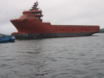 Platform supply vessels PSV offshore support vessel