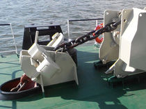 Ship winch / anchor / hydraulic drive / electric drive