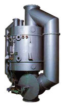 Exhaust gas ships boiler / multi-engine