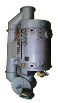 Heating oil ships boiler / exhaust gas / multi-engine