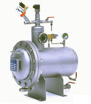 Ship separator / oil/water emulsion / bilge water