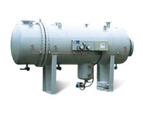 Fuel treatment system / for ships / with filter / with separator
