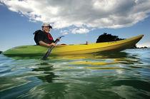 Sit-on-top kayak / rigid / surf / entry-level