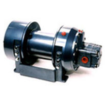 Fishing ship winch / towing / hydraulic drive