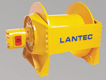 Ship winch / for cranes / anchor / hydraulic drive