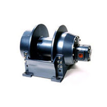 Fishing ship winch / longline / hydraulic drive / single-drum