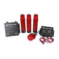 Dredge monitoring sensor / acoustic / for professional fishing boats / wireless