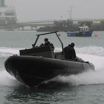 Inboard military boat / inflatable boat / rigid inflatable