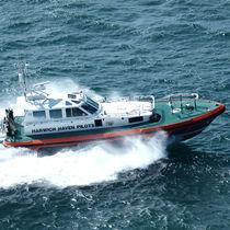 Inboard service boat