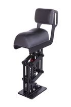 Jockey seat / for boats / with suspension / 1-person