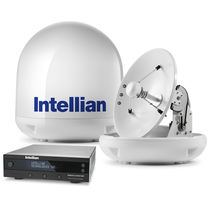 TV antenna / satellite / radome / for boats