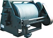 Ship winch / oceanographic research / hydraulic drive