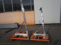 Sailboat boat stands / for power boats / adjustable / adjustable tilt