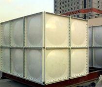 Wastewater tank / shipyard / fiberglass