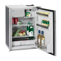 Boat refrigerator / stainless steel