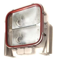 Deck floodlight / for ships