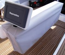 Protective cover / boat / cockpit table