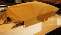 Protective cover / for power boats / flybridge