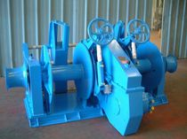 Fishing ship winch / trawl / hydraulic drive