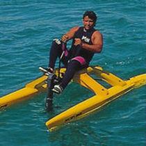1-person max. water bike