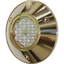 Underwater dock light / for marinas / LED / surface-mount