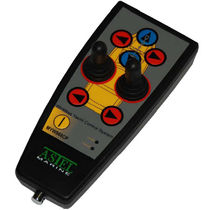 Motor remote control / for boats / wireless