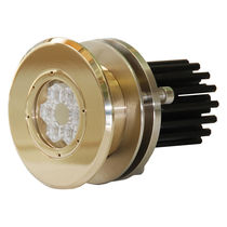 Underwater boat light / LED / through-hull
